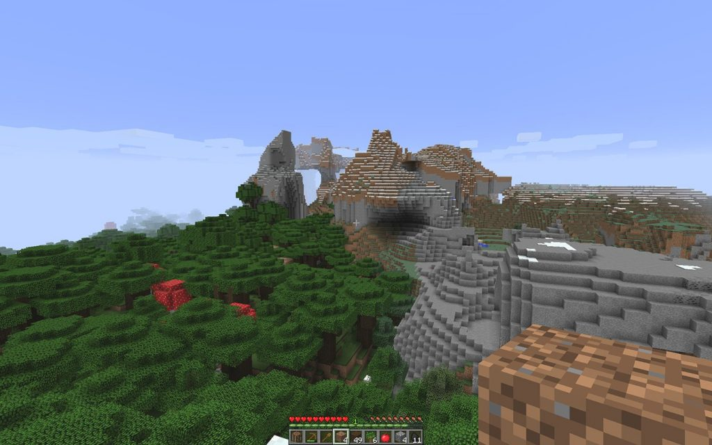 Minecraft Servers in your home